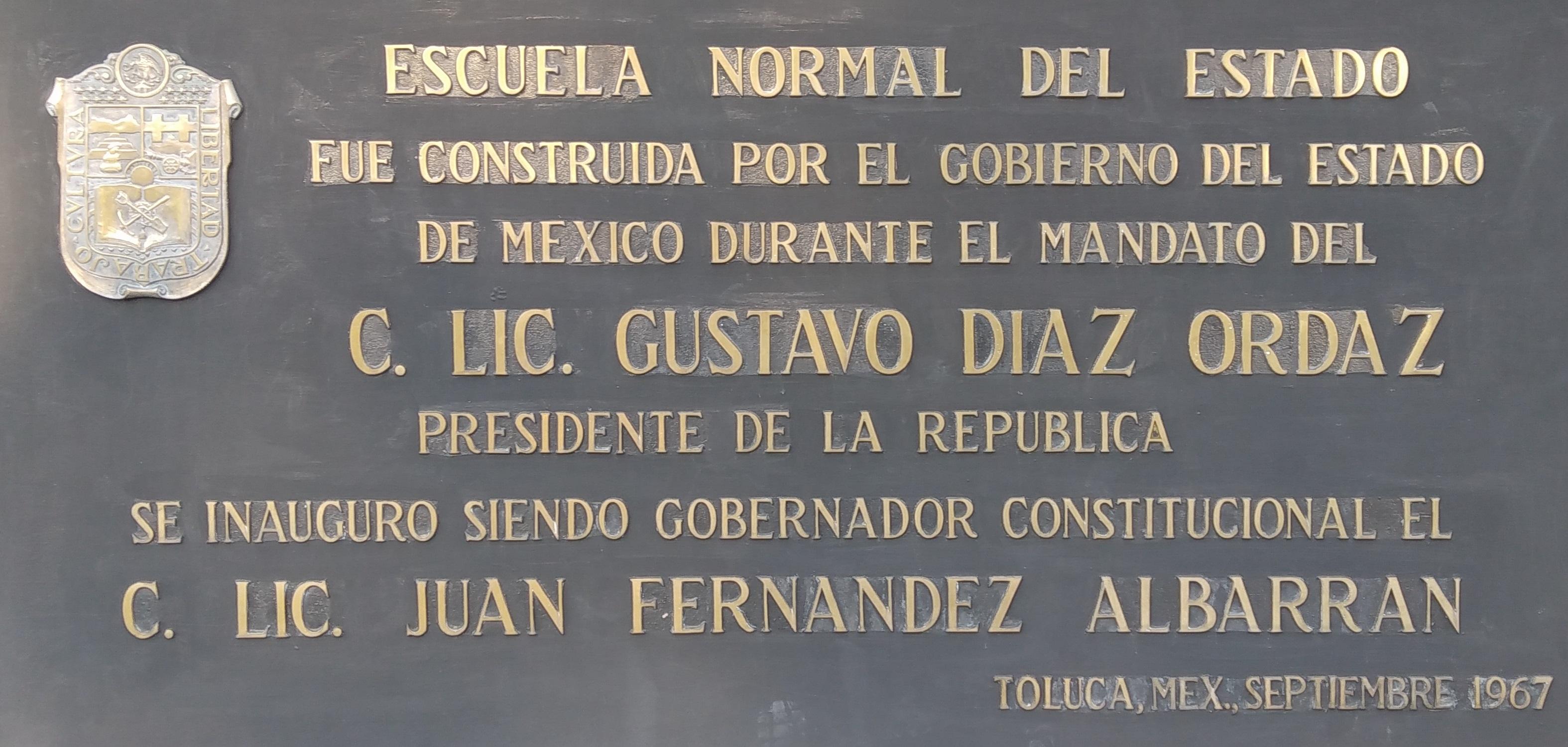 Acerca de la Normal | Normal No. 1 de Toluca